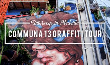 Graffiti Tour Comuna 13 in Medellín