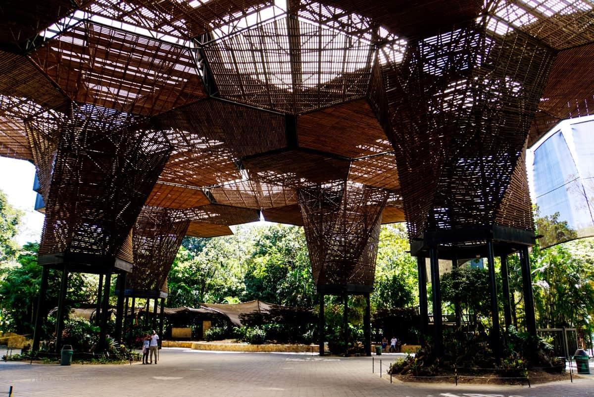 Jardin Botanico in Medellín