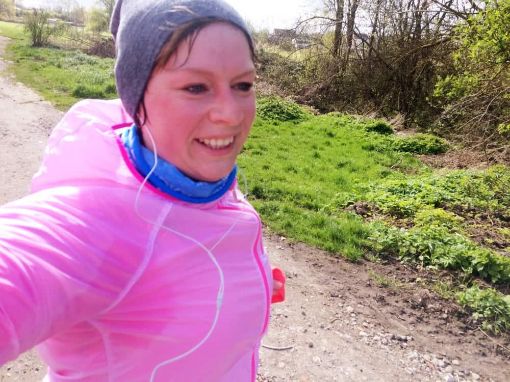 Dauerlauf Halbmarathon-Training