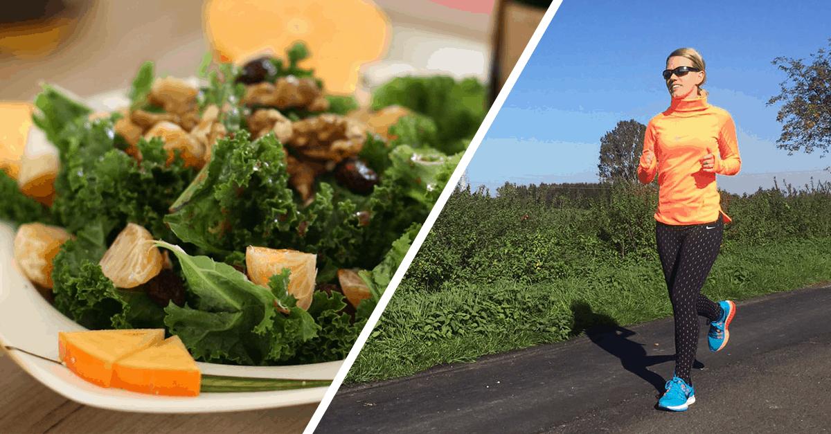 Clean Eating-Expertin Kristin-Woltmann-Pahl gibt Ernährungs-Tipps für Läufer