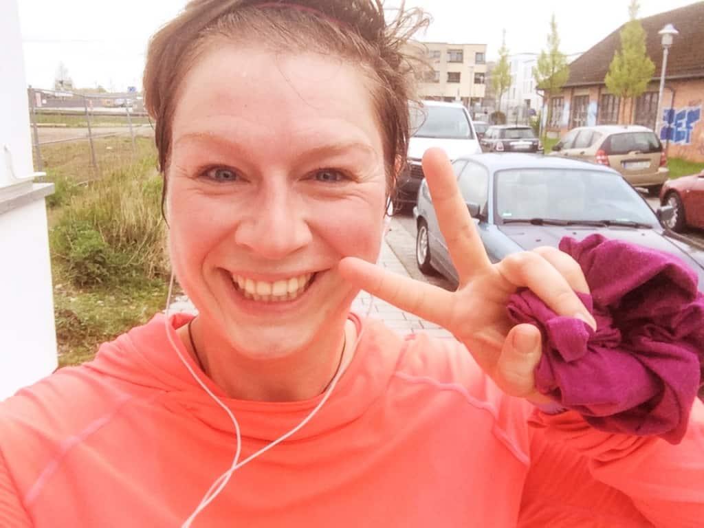 Mein Rückblick zum Halbmarathon-Training 2017; Woche 5