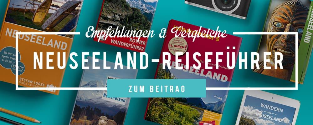 Reiseführer Neuseeland