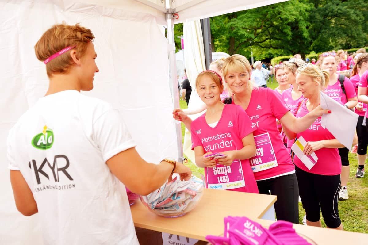 Rückblick: Die pure Frauenpower beim BARMER Women's Run in Hamburg [Werbung]