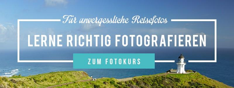 Fotografieren lernen für die schönsten Reisefotos