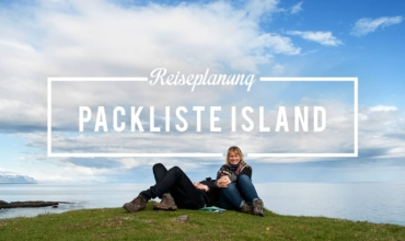 Packliste für Islandurlaub