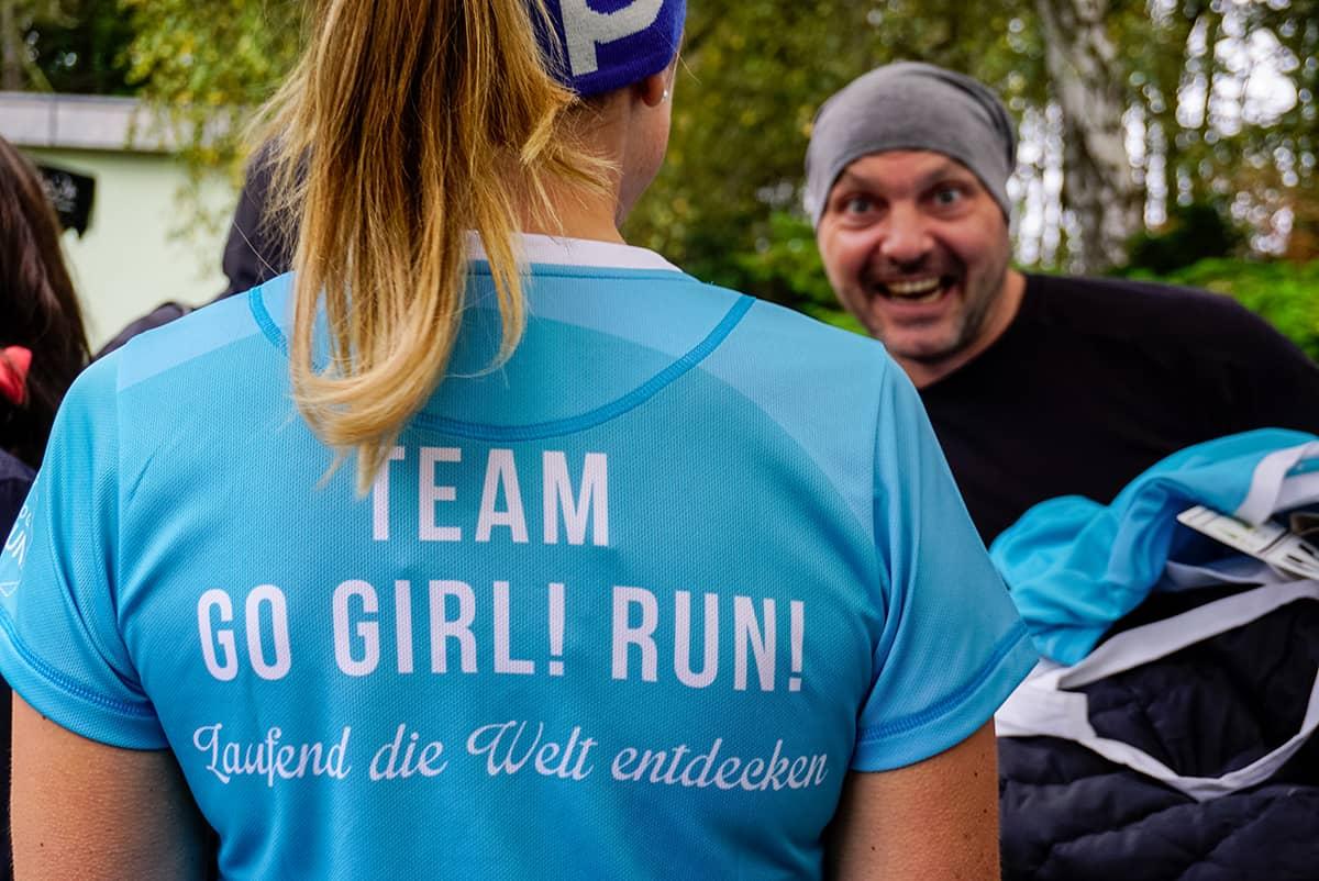 Teamlaufshirt von Unique SportsTime