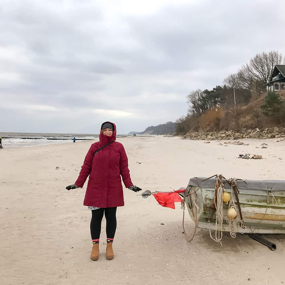 Winterurlaub auf Usedom