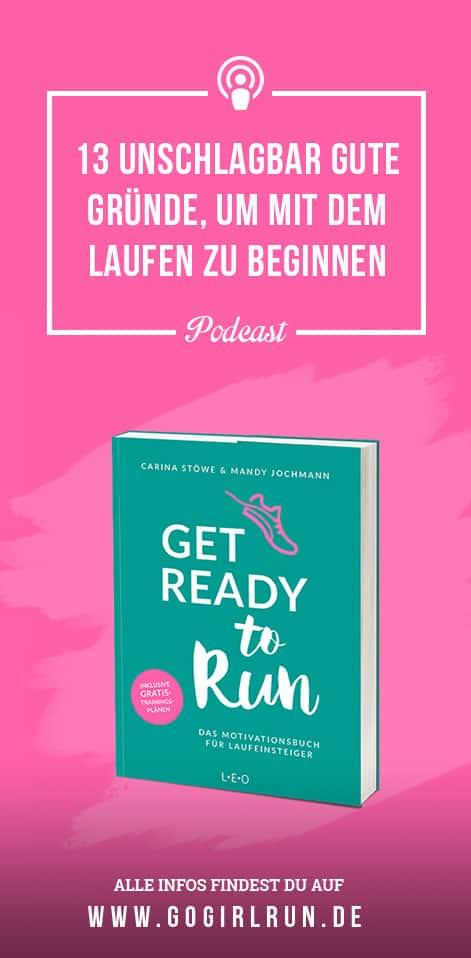 Laufen für Anfänger – Das Buch