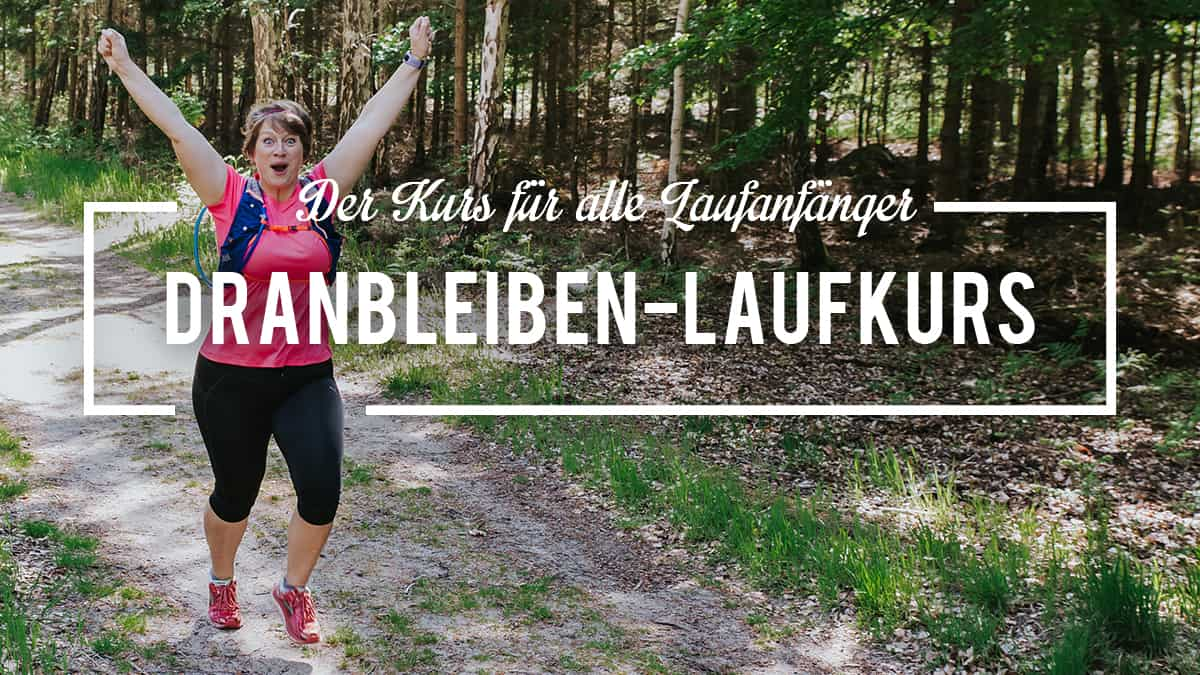Laufe Deine ersten 5 Kilometer und lerne, wie Du beim Laufen dranbleibst. E-Mail-Kurs mit Trainingsplan für Laufanfänger