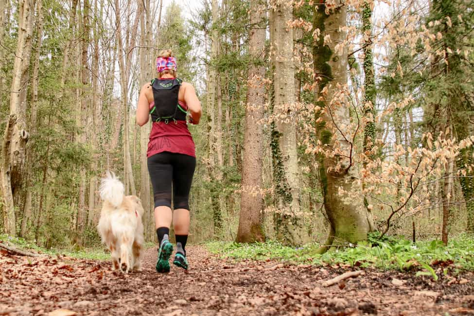 Trail Running mit Hund