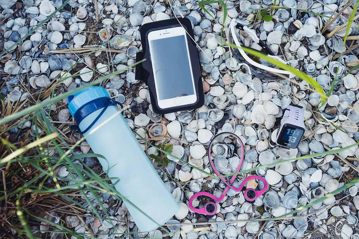 Equipment für Laufanfänger