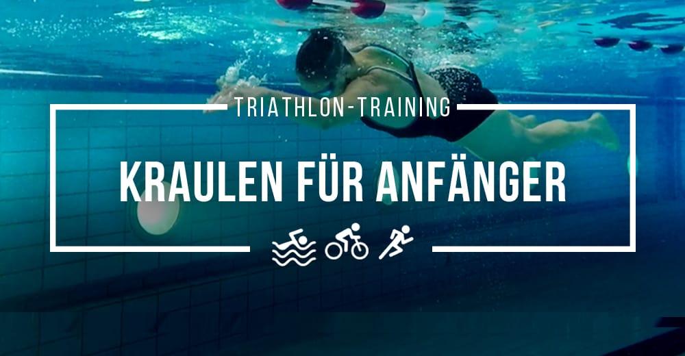 Wer für einen Triathlon trainiert oder gesünder schwimmen möchte, kommt langfristig nicht ums Kraulen herum. Warum das so ist und wie Du Kraulen richtig lernen kannst, erfährst Du hier. Kraulen für Anfänger.
