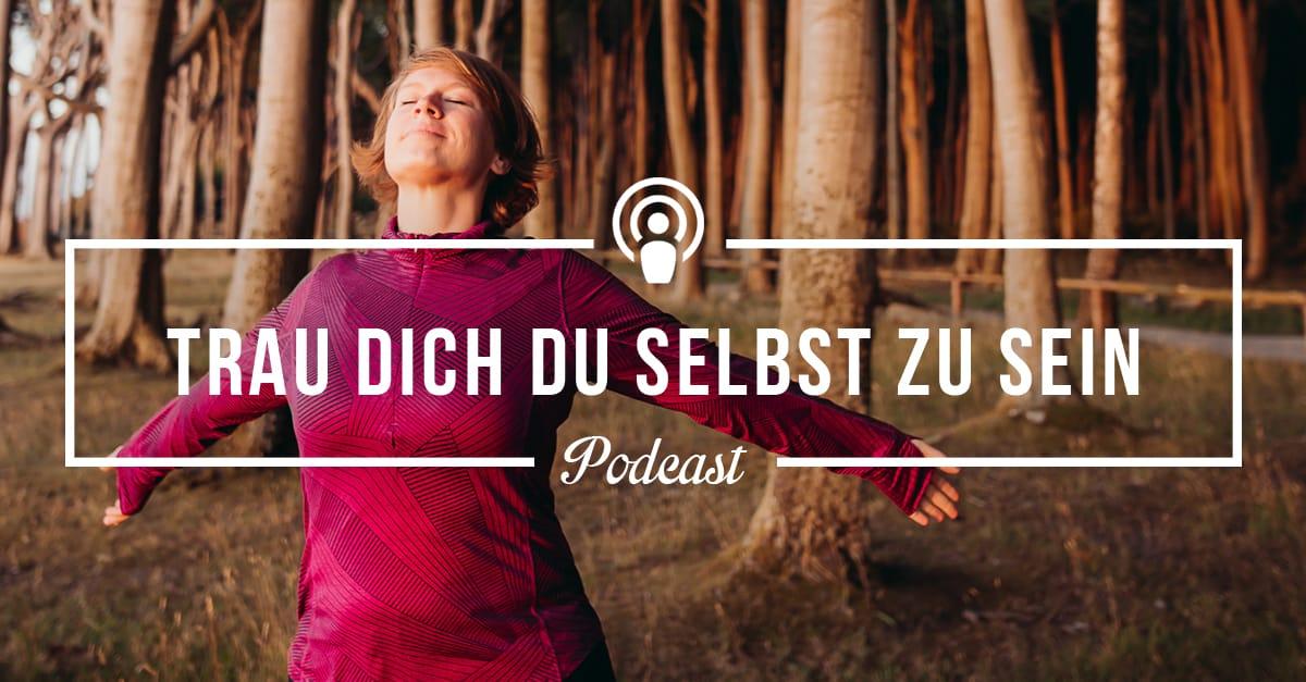 Podcast-Folge über innere Stärke