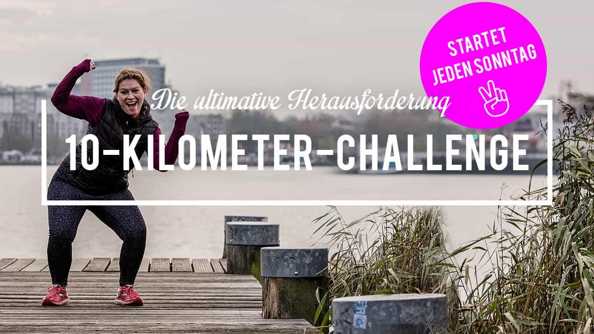 Trainingsplan 10 Kilometer