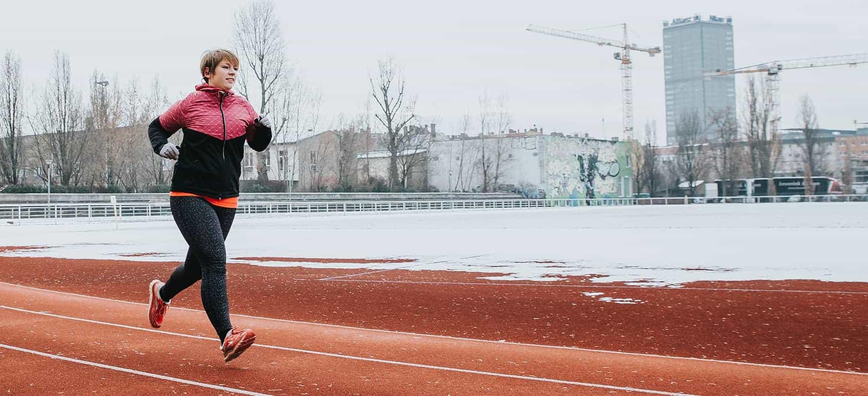 Laufen & Joggen im Winter