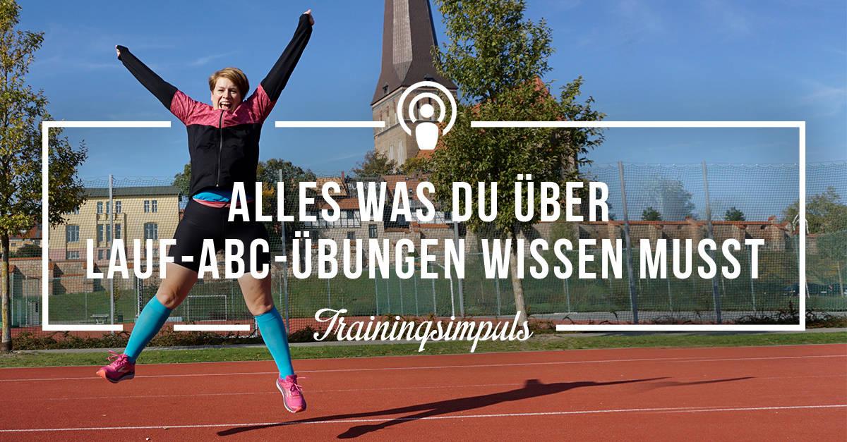 Podcast über die Lauf-ABC-Übungen für Läufer
