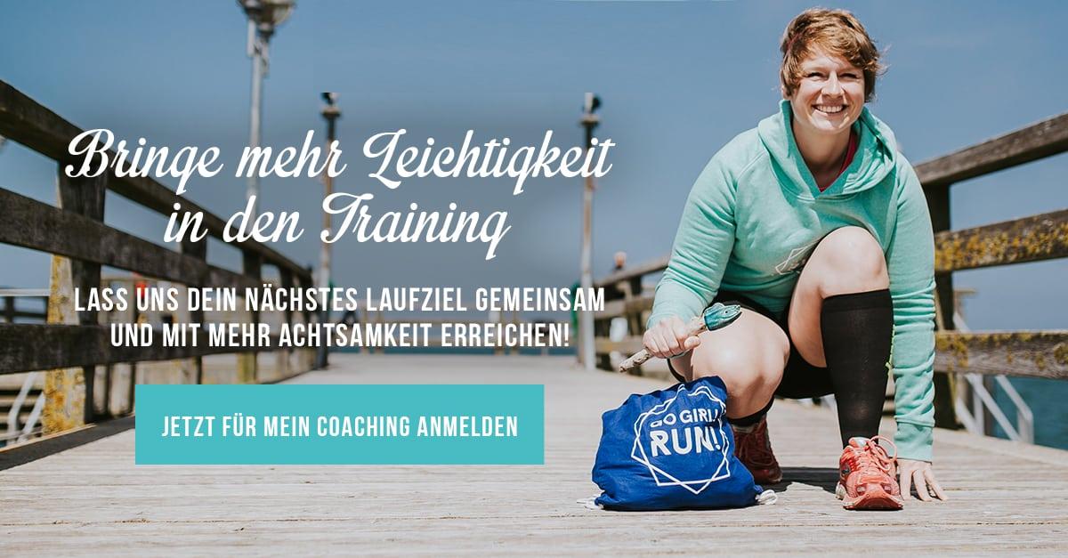 Lauf- und Mentaltraining für Läufer*innen