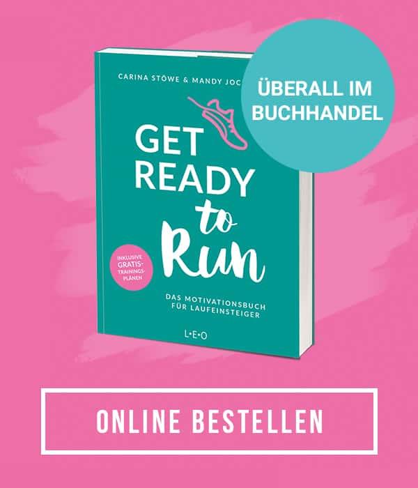Get Ready to Run – Buch für Laufanfänger