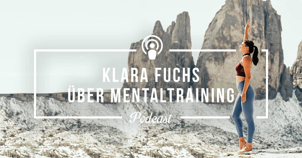 Interview mit Klara Fuchs über Mentaltraining