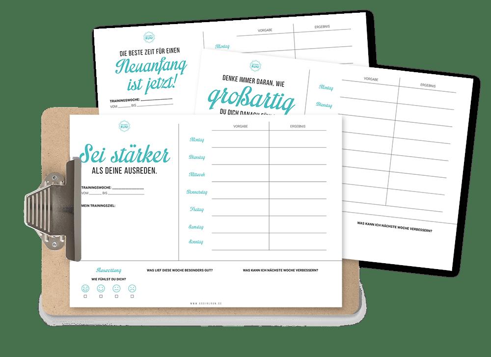 41 Motivationstipps für Dein Lauftraining [WERBUNG]