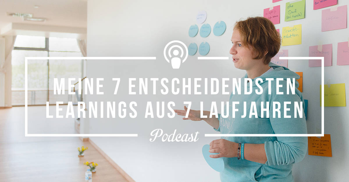 Podcast-Learnings-Laufen
