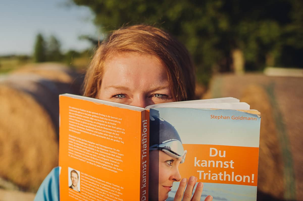 Buch fürs Triathlon-Training