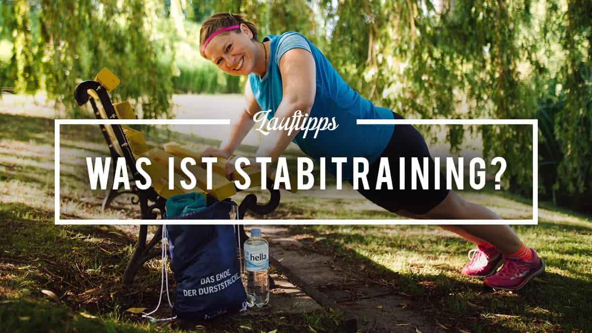Alles, was Du über das Stabi- und Krafttraining für Läufer*innen wissen musst [WERBUNG+Podcast-Folge #62]