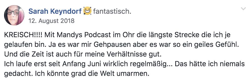Go Girl! Run! – Der Podcast