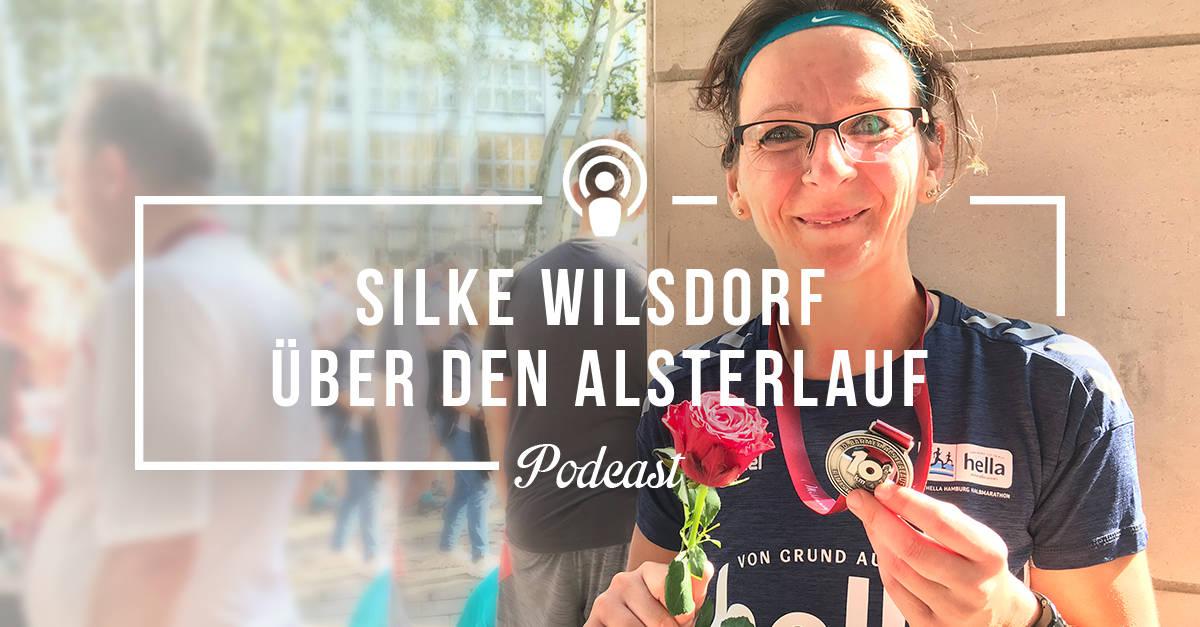 Rennrückblick zum BARMER Alsterlauf 2019 mit hella – Interview mit Silke Wilsdorf [Werbung & Podcast-Folge #67]