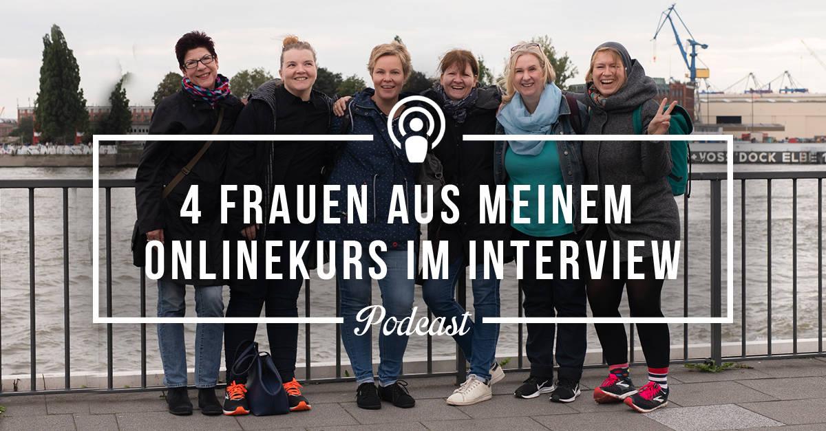 [Podcast-Folge #71] So lief die Leichter Laufen-Testphase – Erfahrungen von 4 Teilnehmerinnen