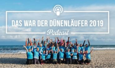 [Rückblick & Podcast-Folge #72] Regenbogen und Laufliebe beim Dünenläufer 2019 [WERBUNG]