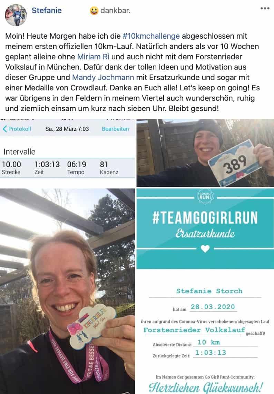 #JetztErstRecht – Deine Ersatzlauf-Urkunde für die abgesagten/verschobenen Laufevents wegen des Coronavirus