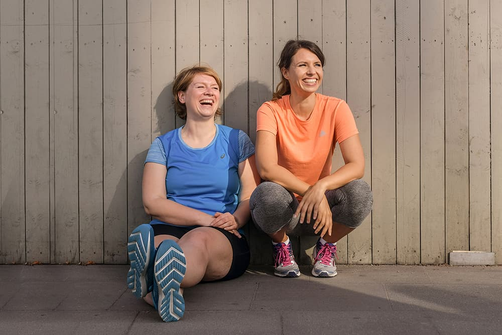 Kostenloser 30-Tage-Trainingsplan für Laufanfänger*innen