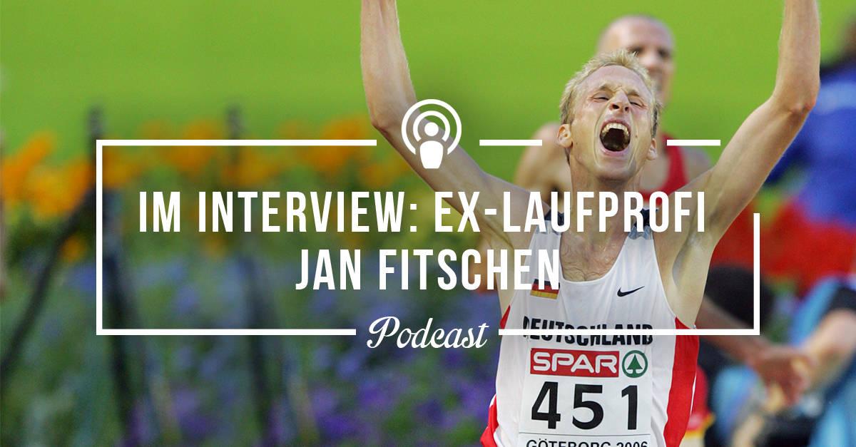 """[Podcast-Folge #87] """"Laufen ist einfach"""" – Interview mit Jan Fitschen"""