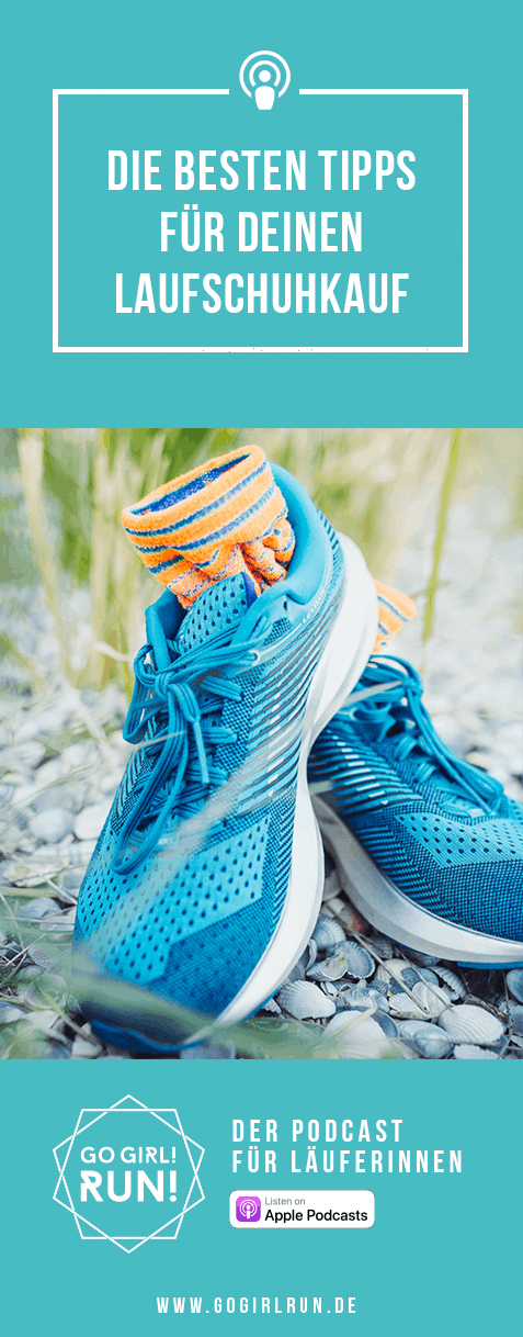 [Podcast-Folge #89] Darauf solltest Du beim Laufschuh-Kauf achten – Meine besten Tipps