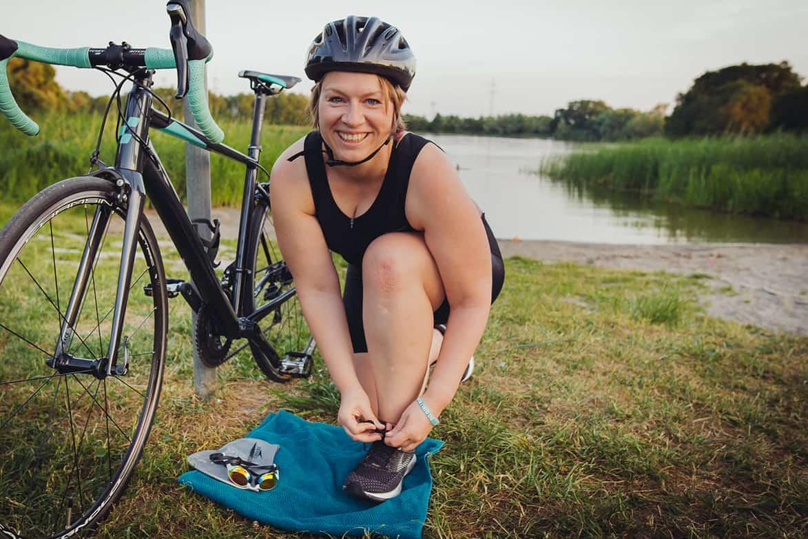 Triathlon-Ausrüstung für Anfänger