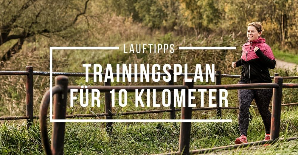 10-km-Trainingsplan für Anfänger. Neben der passenden Ausrüstung und einer soliden Grundlagenausdauer brauchst Du für Deine ersten 10 km vor allem eins: Den richtigen Trainingsplan für Laufanfänger, um von 5 auf 10 km zu kommen.